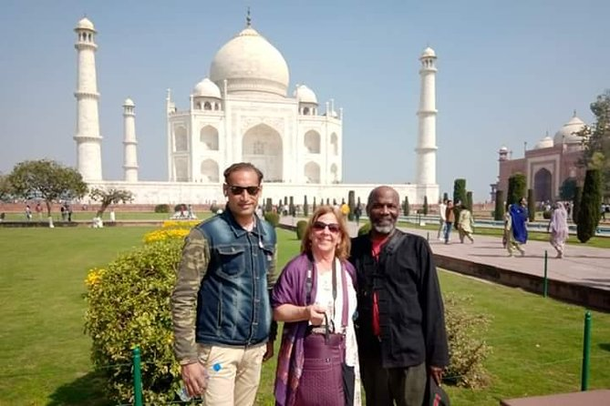 Same Day Taj Mahal Private Tour from Delhi