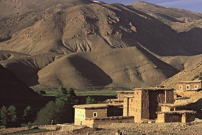 3 Day Trekking in Atlas Mountains and Berber Villages From Marrakech