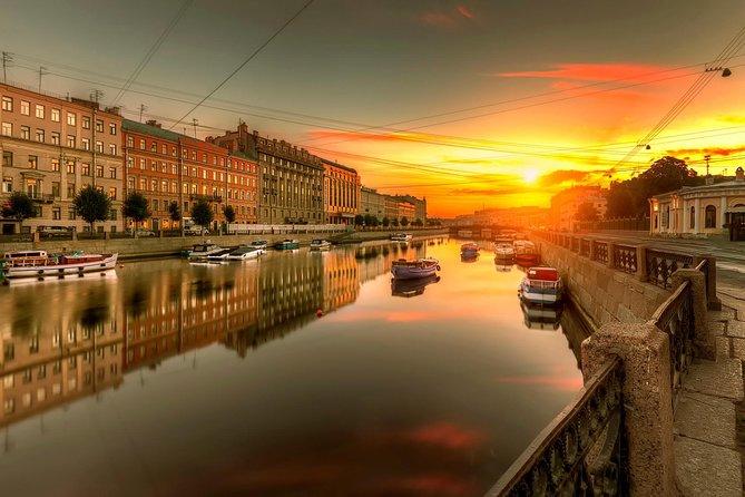 Saint-Petersburg 2 day Tour with Boat Trip ( Pushkin,Peterhof & Cathedral )