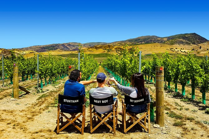THE TIGER TOUR - Full-Day Guided Wine Tour of the Central Otago Wine Region.