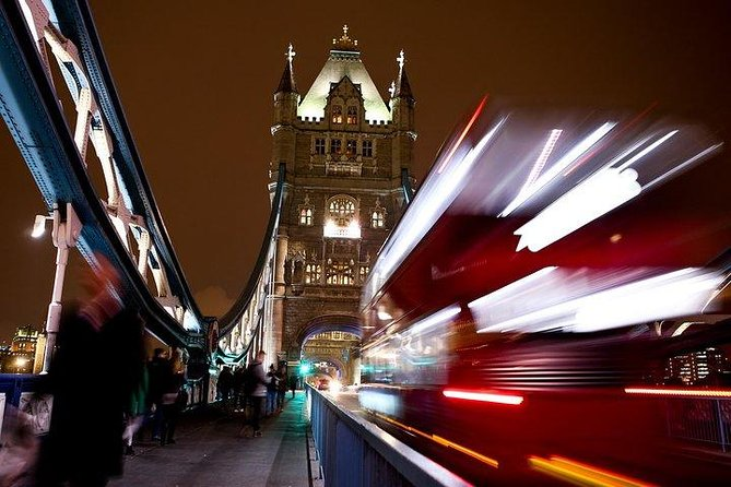 London Night Photography Workshop