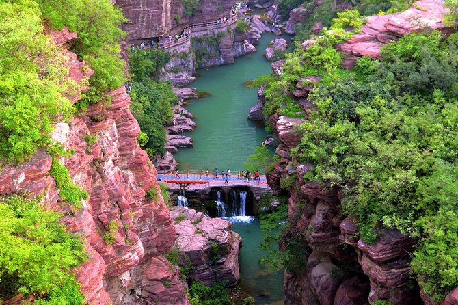 Private Independent Tour to Yuntai Mountain from Luoyang photo 10