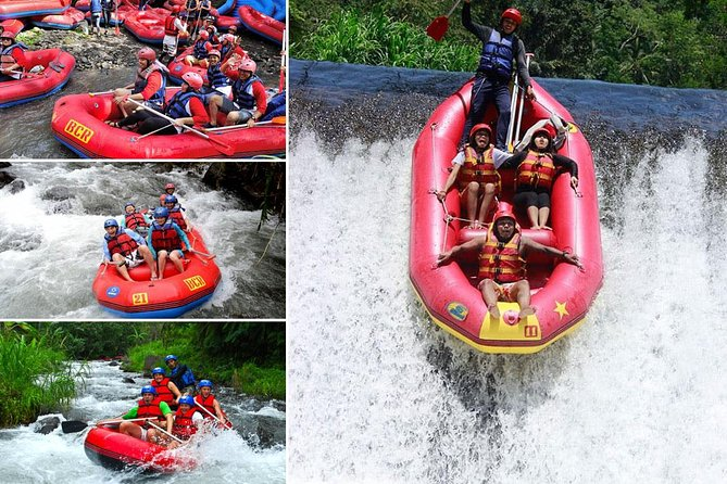 Telaga Waja White Water Rafting - With No Step or Stair : Bali Best Adventures
