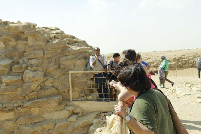 Sakkara , Memphis and Dahshur day tour photo 2