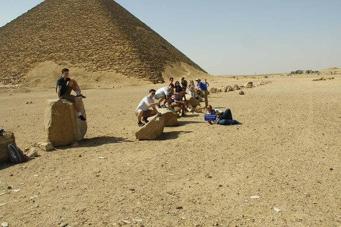 Sakkara , Memphis and Dahshur day tour photo 3