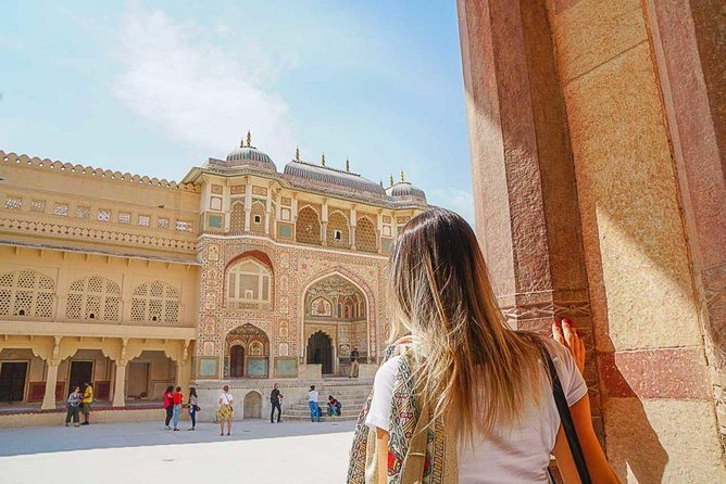 4-Day Private Golden Triangle Tour: Delhi, Agra and Jaipur from Delhi