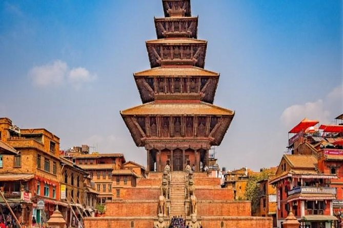 Private Full-Day Tour of 3 Durbar Squares in Kathmandu Valley
