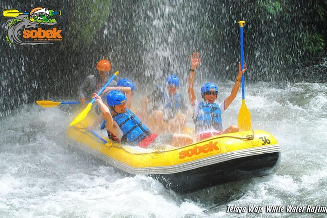 Ayung River With Sobek The Adventure Professional ! Rafting Adventure Specialist