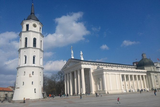 Guided tours in Vilnius, Trakai, Kaunas ( German language)
