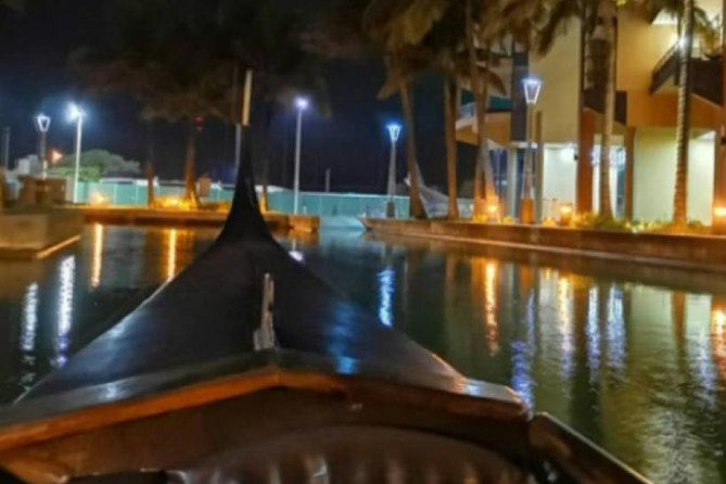 African Gondola Boat Ride at Durban Point Waterfront Canal photo 11