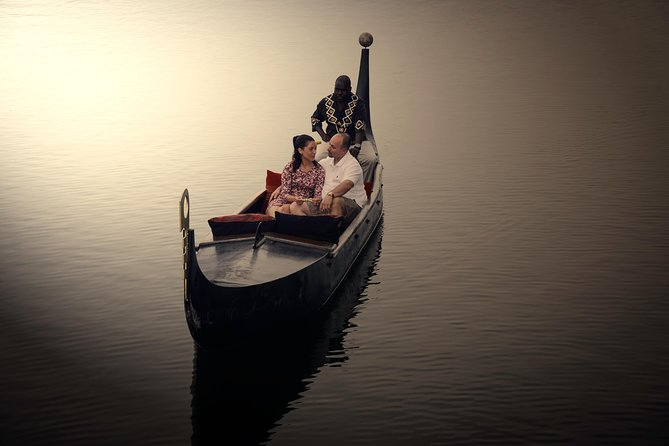 African Gondola Boat Ride at Durban Point Waterfront Canal photo 9