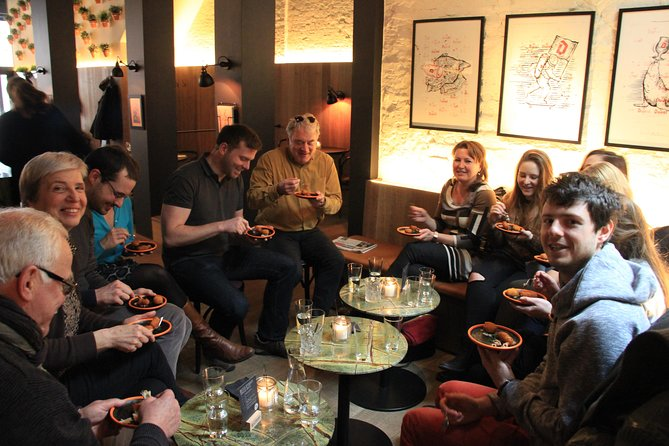 Antwerp Food Tour - Small Groups - Belgian Food Only