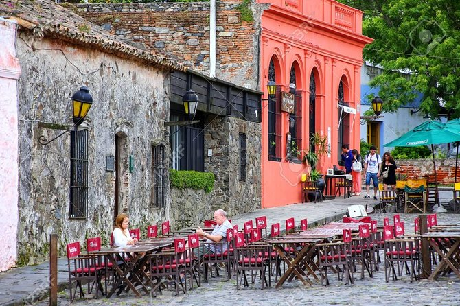 Regular Tour to Colonia del Sacramento (not available for cruise paxs)