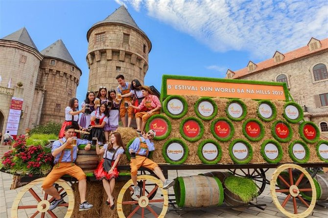 Private Golden Bridge & Ba Na Hills Full Day Trip From Hoi An City photo 16