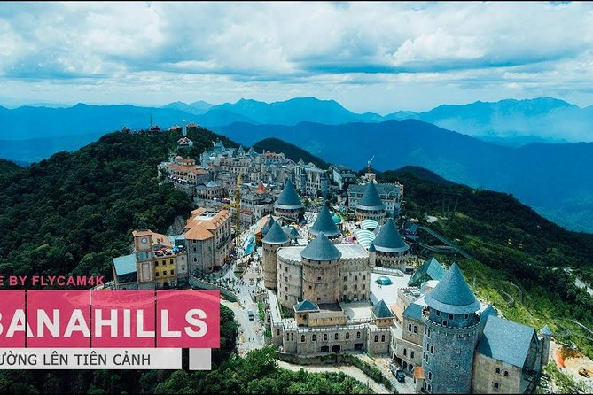 Private Golden Bridge & Ba Na Hills Full Day Trip From Danang City photo 32