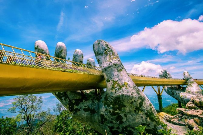 Private Golden Bridge & Ba Na Hills Full Day Trip From Danang City photo 34
