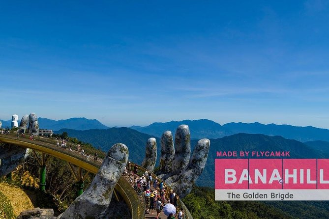 Private Golden Bridge & Ba Na Hills Full Day Trip From Danang City photo 51