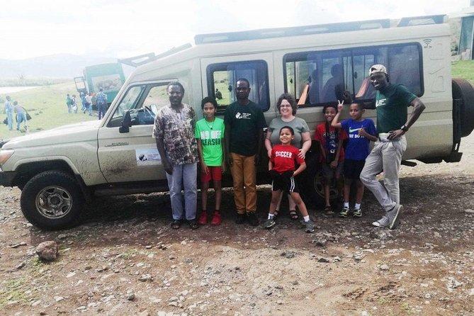 5 Days Living Among Lion - Budget Safari