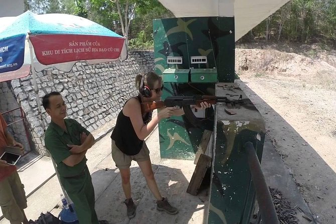 Suv Car or Minivan, Nontouristy, Private Tour To Cu Chi Tunnels ( Ben Duoc ) photo 9