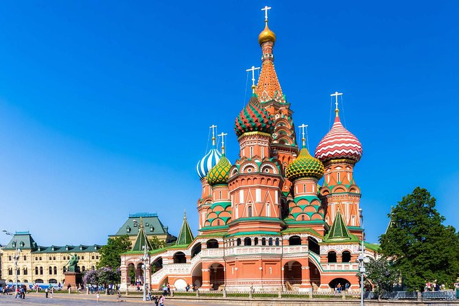 Private Walking Tour: All Moscow Including the Kremlin
