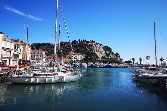 Arles Shore Excursion: Full Day Private Tour of Aix en Provence, Cap Canaille and Cassis