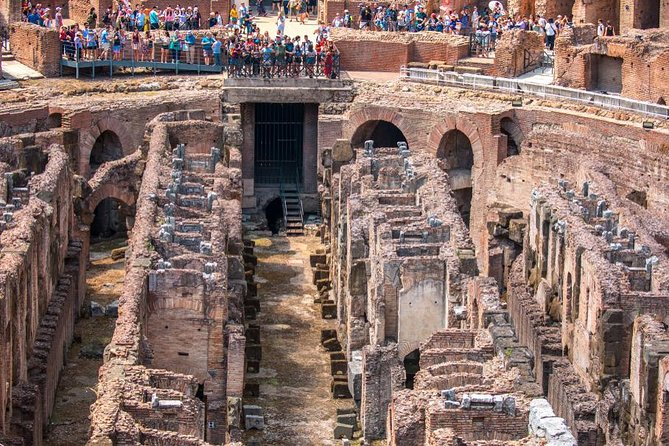 Exclusive Private Colosseum Ancient Rome Guided Tour Skip the Line Tickets photo 13