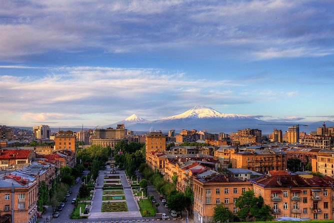 City tour in Yerevan