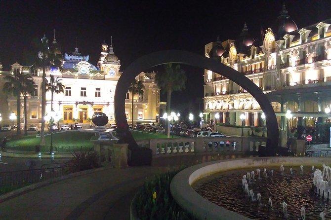5-Hrs Private Monte-Carlo Night Tour