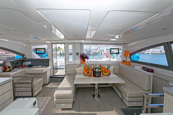 Sxm Nude Naturist Catamaran Boat Luxury Charters