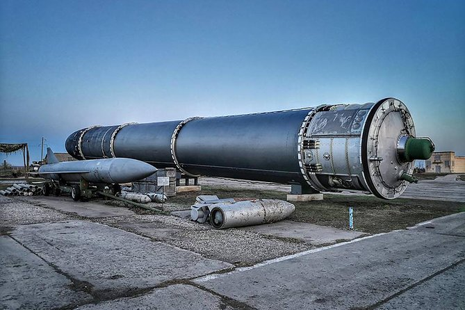 Strategic Missile Forces Museum Private Tour
