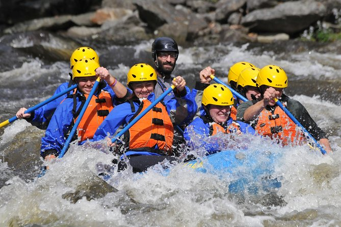 West River Rafting Trip