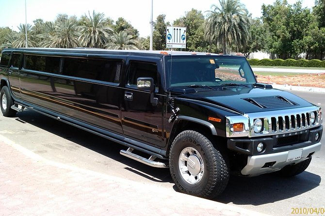 Dubai City Tour by Luxury Stretch Limousine