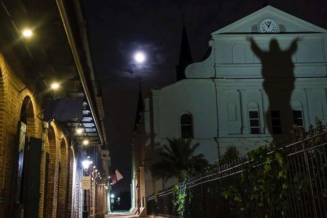 Haunted New Orleans Walking Tour