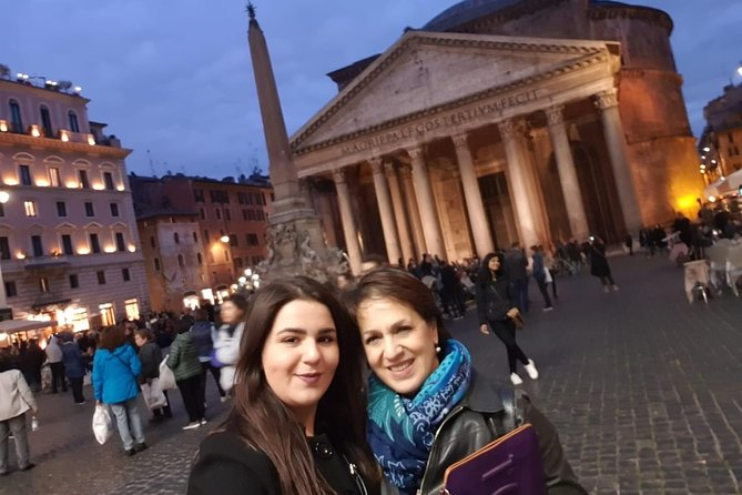 Rome by Night Private Tour
