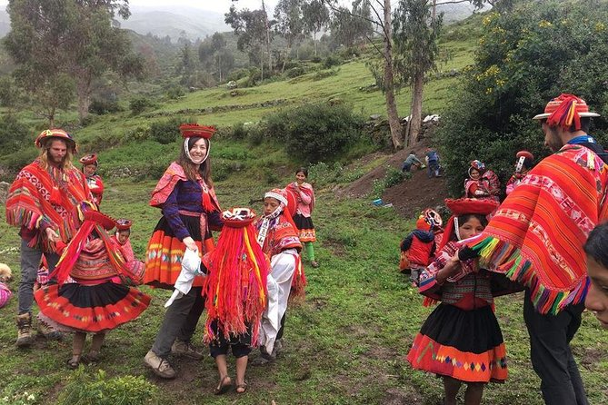 Experiential Tourism in Huilloc and Machu Picchu 3 Days - Huaynas Expeditions
