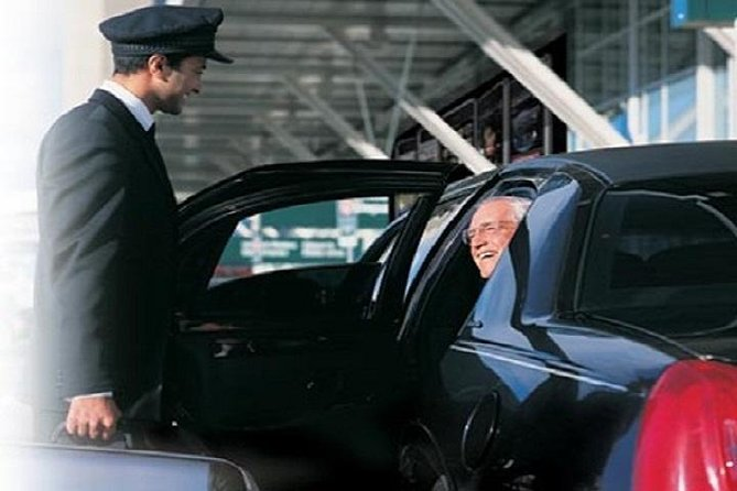Transfer Arrivals: Madrid Airport to hotel center