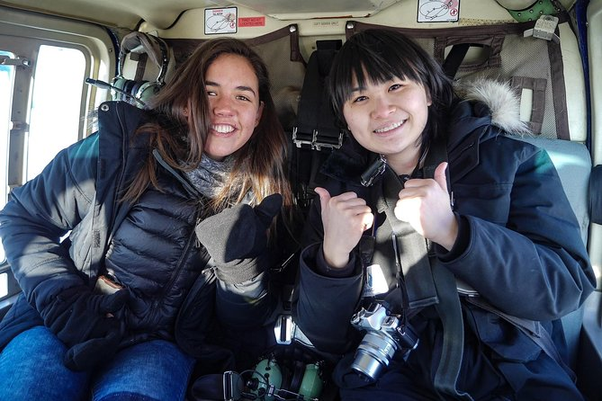 Yellowknife Helicopter Tour