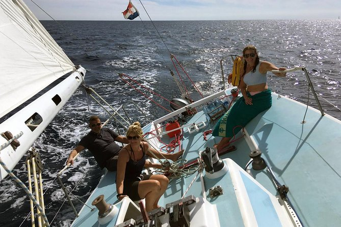 Dubrovnik - Private Day Sail on a yacht with skipper - sail, swim, snorkel