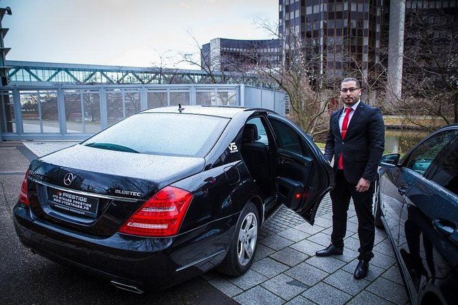 Private transfer from Strasbourg to Kalsruhe Baden-Baden airport