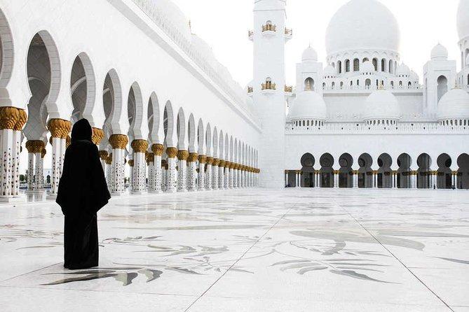 Abu Dhabi City Sightseeing Tour - Princess Tourism