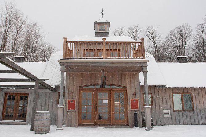 Ice Wine, Craft Beer & Cider Tour from Montreal with Exclusive Access