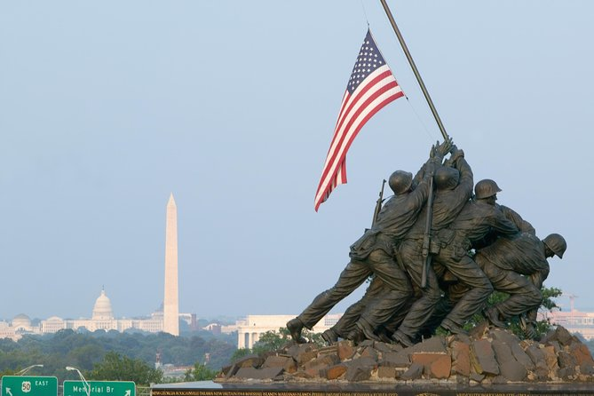 Iwo Jima Navy Memorial