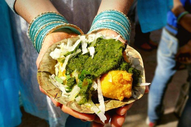 Agra Food Tasting Walking Tour