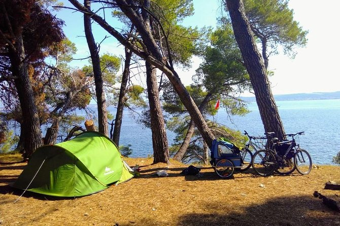 Rent a tent and camping gear