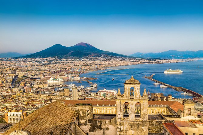 Private Transfer Naples - Sorrento or vice versa