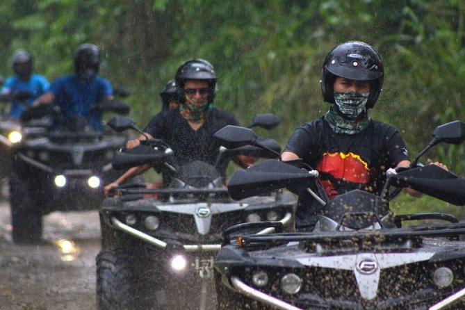 ATV Double Hacienda Campo Rico ( Driver & Passenger)