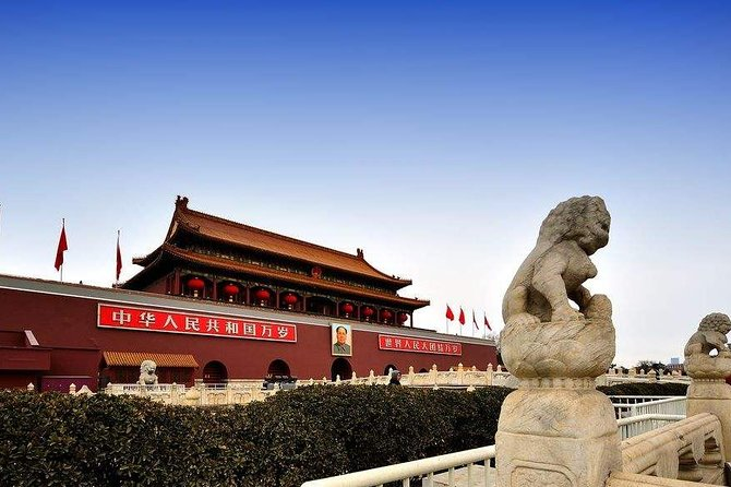 Private Customized Beijing Layover Tour of City Highlights