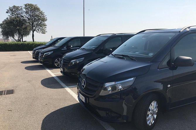 Private transfer from Positano to Matera