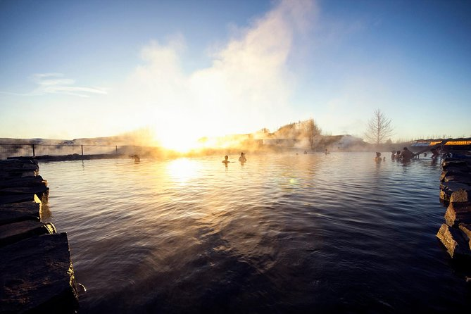 Secret Lagoon Hot Spring from Reykjavik