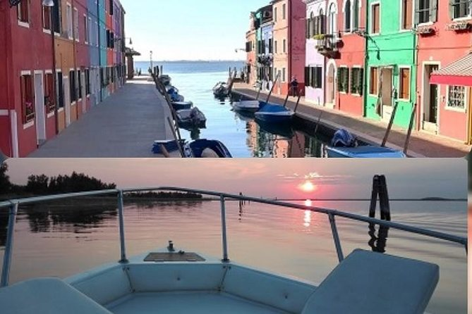 4-hour Private Cruise to Venice Lagoon Islands